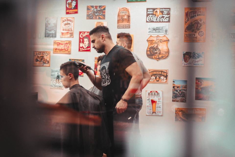The top 5 signs of a great mens hair salon for Mens hair salon near me