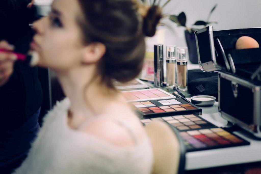 hair and makeup salon near me
