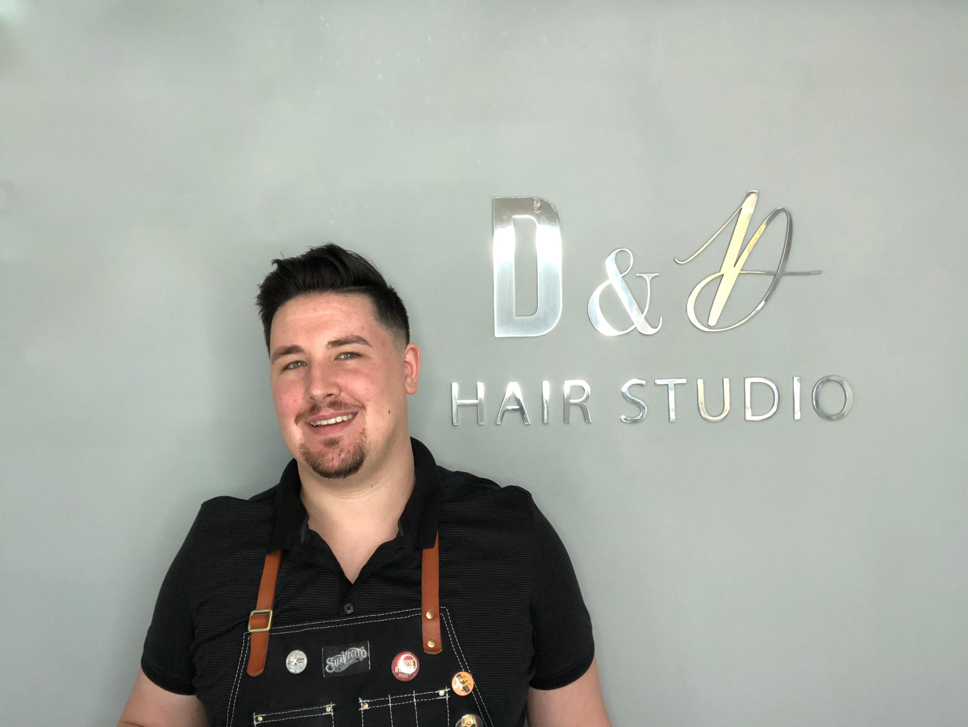 brad hair stylist