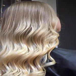 Boho Blonde Hair