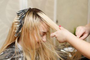 Hair Salon That Colors Hair