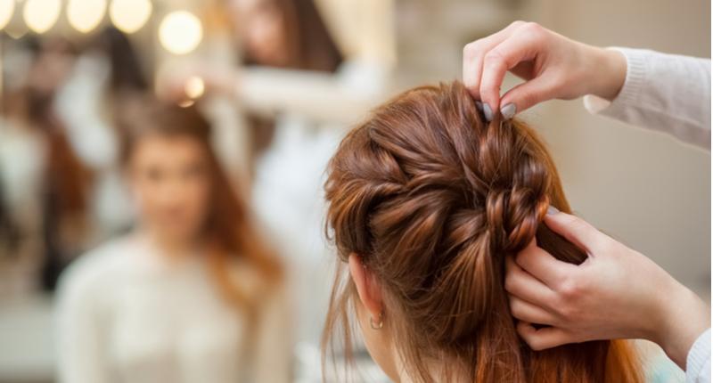 Holiday hair style ideas