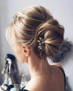 bun for party