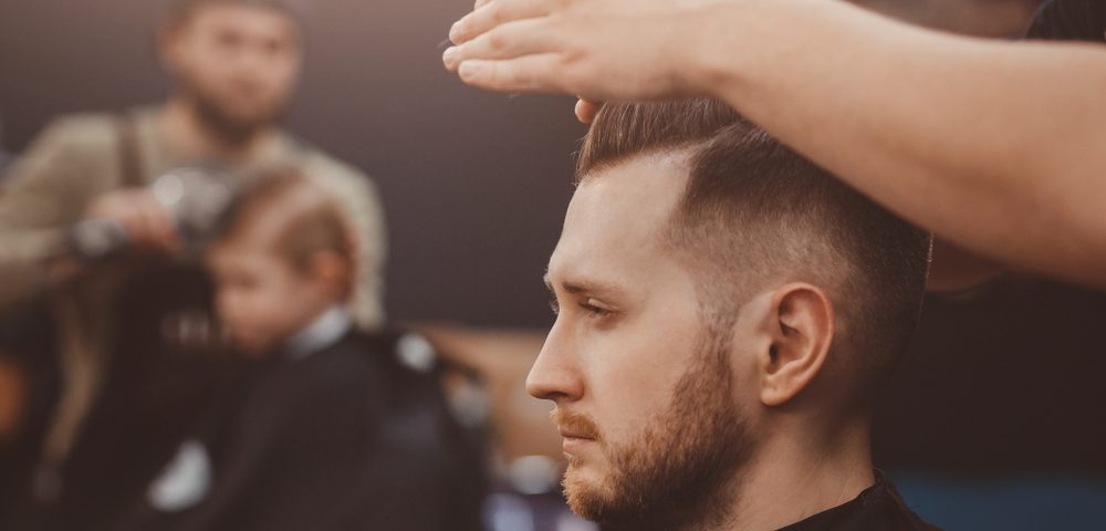 How To Find A Men S Hair Salon For The Best Haircut Experience Dapper Divine